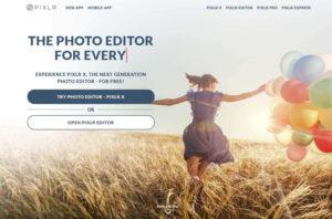 無料画像編集ソフトPixlr Editor(ピクセラエディタ)の機能と使い方